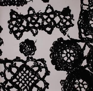 Crochet Island No. 6, 2013