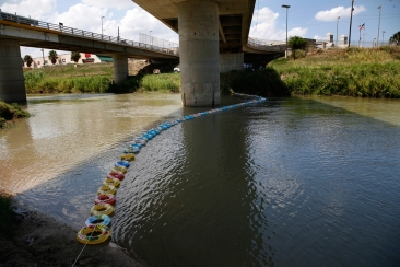 Crossing Over: A Floating Intervention, Brownsville, Texas, 2009