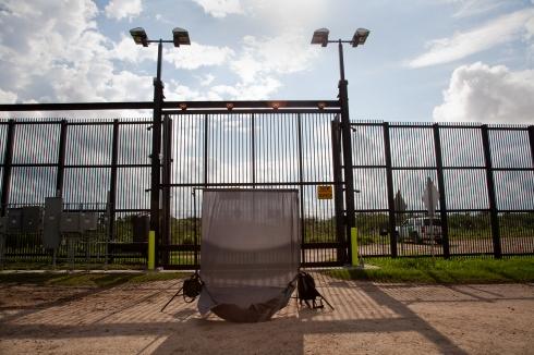 Border as Backdrop, Brownsville, Texas, 2014