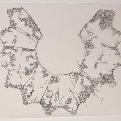 Merletti Dopo No. 4 (Frayed), 2012