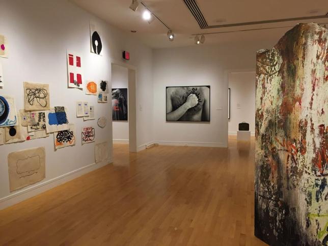 Regola/Rule, Van Every Smith Galleries, Davidson College, Davidson, NC, 2016