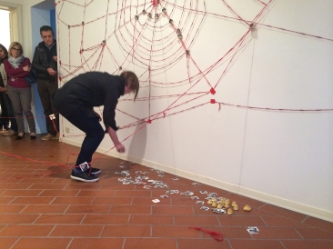 The Red Spider Web, 2015